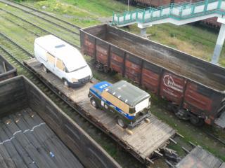 Тарифы и условия доставки сборных грузов из Москвы в Керчь