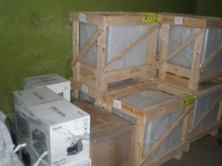 Тарифы на доставку до Кирса из Москвы сборных грузов