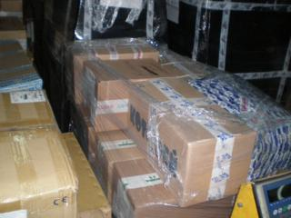 Доставка из Москвы в Макаров сборных грузов