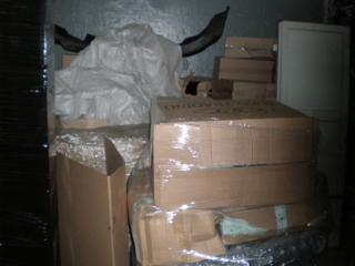 Прайс на доставку сборных грузов из Москвы до Знаменска
