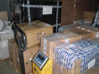 Доставка в Заозерск сборных грузов и негабаритных грузов.