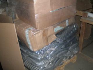 Тарифы на доставку из Москвы сборных грузов в Кириши