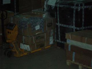 Прайс на доставку до Кировска из Москвы сборных грузов