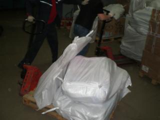 Прайс на доставку сборных грузов из Москвы в Гонжа