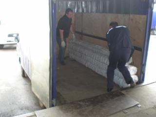 Прайс на доставку сборных грузов из Москвы в Тюратам