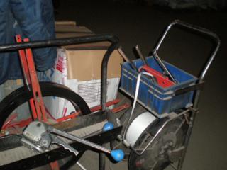 Тарифы и условия доставки из Москвы сборных грузов до Цей