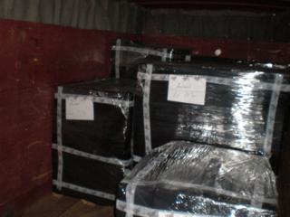 Тарифы на доставку сборных грузов в Камешково из Москвы