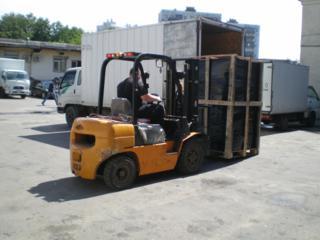 Тарифы и условия доставки сборных грузов до Каменской из Москвы