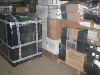 Тарифы и условия доставки до Кронштадта из Москвы сборных грузов