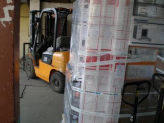 Доставка в Икабья сборных грузов и негабаритных грузов.