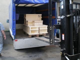 Тарифы и условия доставки в Козьмодемьянск из Москвы сборных грузов
