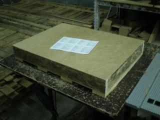 Прайс на доставку сборных грузов из Москвы в Падун
