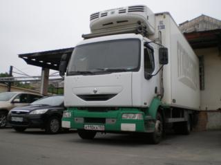 перевозка грузовым транспортом