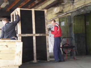 Тарифы и условия доставки в Печору из Москвы сборных грузов