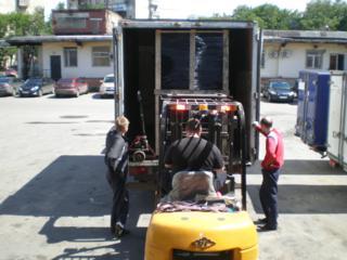 транспортные услуги логистика
