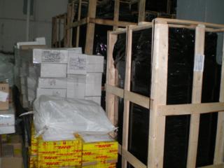 Доставки в Нефтегорск сборных грузов (Самарская область).