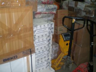 Тарифы на доставку сборных грузов до Камешково из Москвы