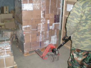 Тарифы и условия доставки до Жигалово сборных грузов из Москвы