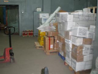 Доставки из Москвы сборных грузов по России