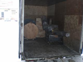 Доставка из Москвы сборных грузов. Перевозки до Голицыно.