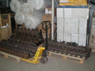 хранение сборных грузов
