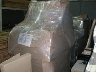 Тарифы на доставку из Москвы сборных грузов до Кемерово