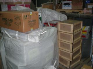 доставки сборных грузов