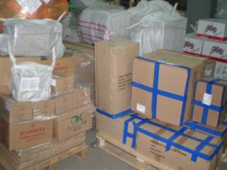 Доставки из Москвы сборных грузов