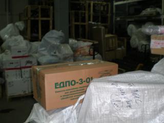 Тарифы на доставку сборных грузов в Псков из Москвы