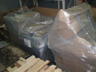 Тарифы на доставку сборных грузов до Гомеля из Москвы