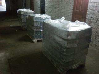 Доставки до Зимы сборных грузов.