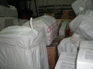 Прайс на доставку сборных грузов в Усинск из Москвы