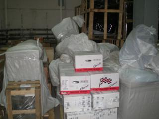 Тарифы на доставку сборных грузов до Челябинска из Москвы