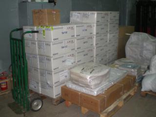 Тарифы на доставку сборных грузов из Москвы в Борогонцы