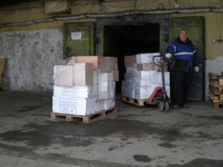 Доставка сборных грузов в Белореченск.