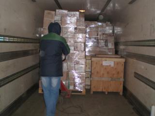 Прайс на доставку из Москвы сборных грузов в Курганную