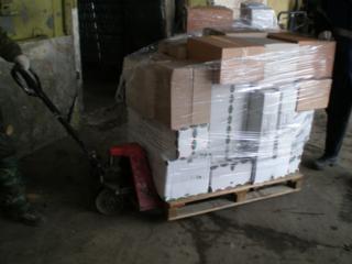 Прайс на доставку до Оленегорска сборных грузов из Москвы