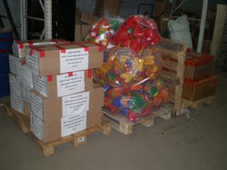 Доставки в Шимановск сборных грузов.