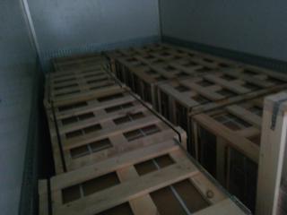 Тарифы на доставку в Калининград сборных грузов из Москвы