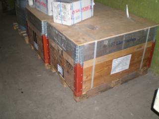 Прайс на доставку из Москвы сборных грузов до Крымска