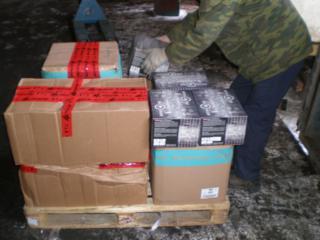 Доставки в Хвалынск сборных грузов. Рассылка грузов по России.