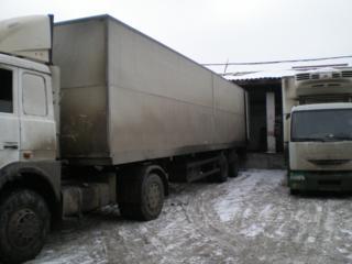 Доставки в Астрахань (Астраханская область) сборных грузов.
