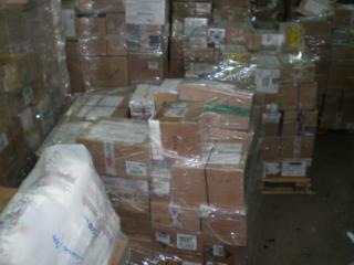 Тарифы на доставку в Пригородное из Москвы сборных грузов