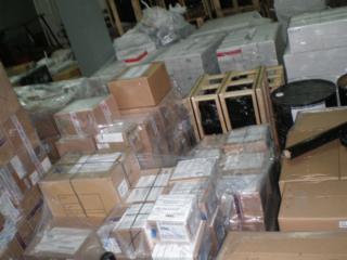 Доставки до Ногкау сборных грузов (Республика Северная Осетия - Алания).