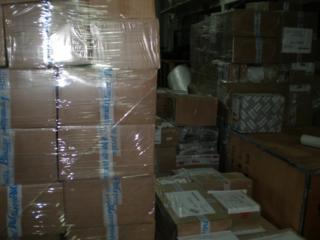 Тарифы и условия доставки сборных грузов из Москвы в Октябрьский