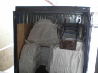 Доставки в Кизел (Пермский край) сборных грузов.