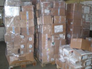 Тарифы на доставку сборных грузов до Железорудная из Москвы