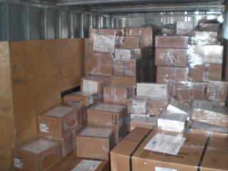 Тарифы и условия доставки сборных грузов из Москвы в Иваново