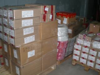 Тарифы на доставку из Москвы сборных грузов до Облучья