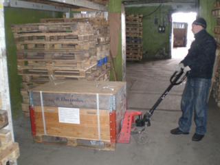 Прайс на доставку в Зеленоградск из Москвы сборных грузов